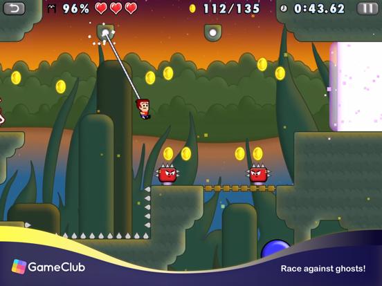 Mikey Hooks - GameClub screenshot 9