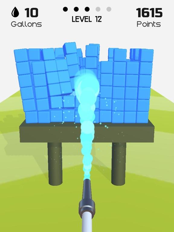 Cube Shower: Knock Color Block screenshot 7