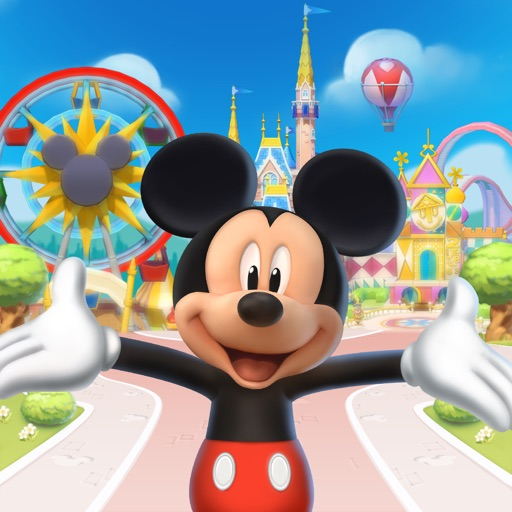 Disney Magic Kingdoms icon