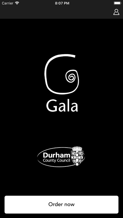 Gala Theatre food and drink