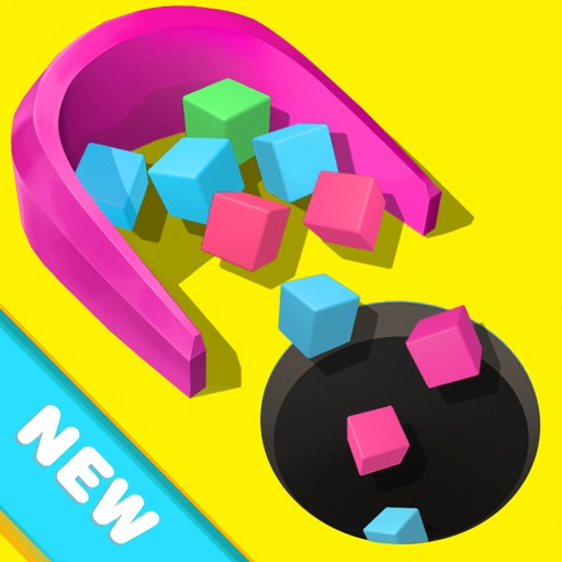 Fill Cubes 2 - Block Fill 3D iOS App