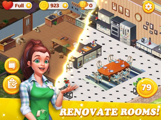 Dream Home Match 3 Puzzles Gam screenshot 6