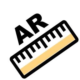 AR Ruler - A Simple Ruler Tool