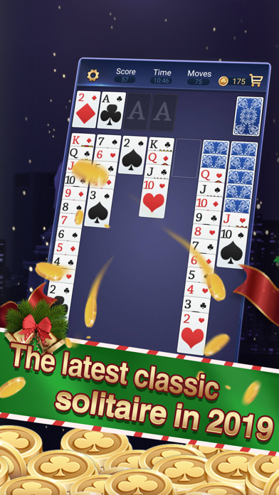 Classic Solitaire 2019 screenshot 7