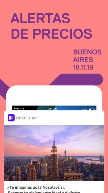Despegar: Vuelos y Hoteles screenshot-6