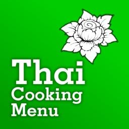 Thai Cooking Menu