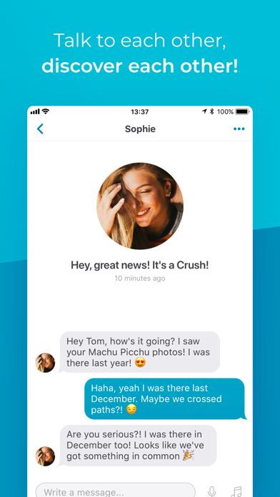 happn screenshot
