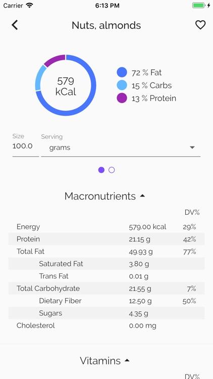 Foodster Lite screenshot-4