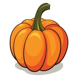 Halloween-Emojis Stickers