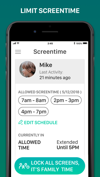 Parental Control App - Mobicip screenshot three