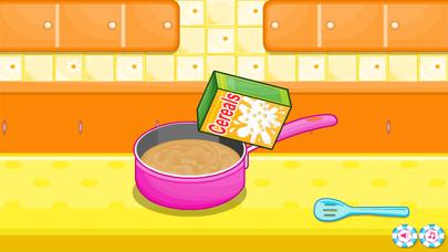 العاب طبخ: صنع الكعكلقطة شاشة7