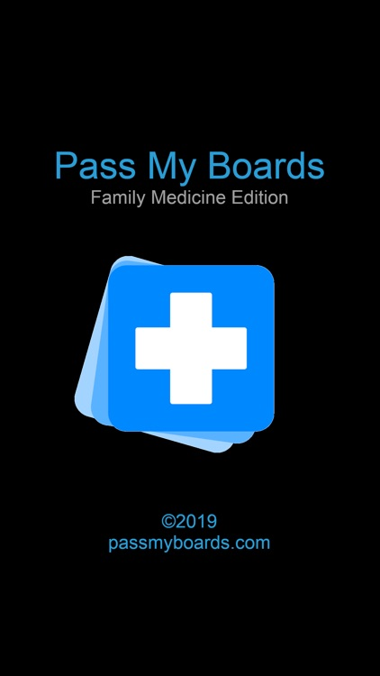 Pass My Boards Family Medicine