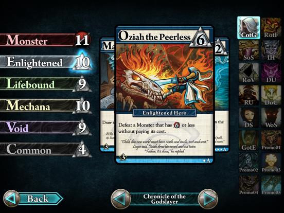 Screenshot #6 pour Ascension: Deckbuilding Game