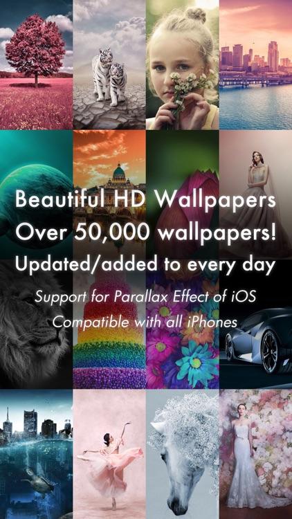 Beautiful HD Wallpapers 50000+ screenshot-0
