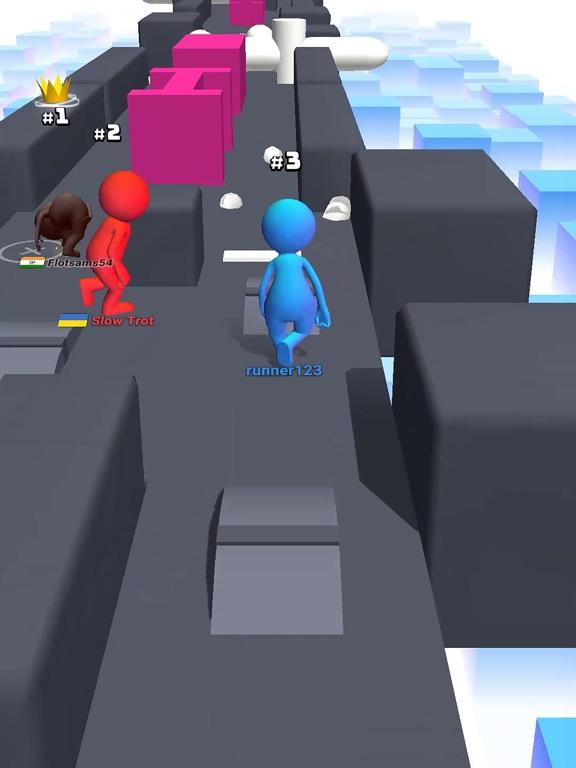 Human Runner 3D screenshot 9