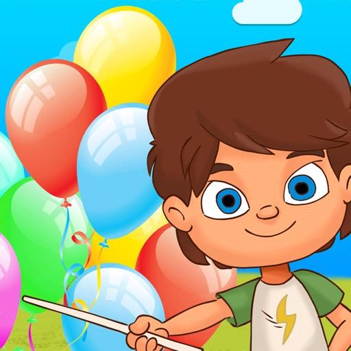 Alpi - Balloon Pop Game iOS App
