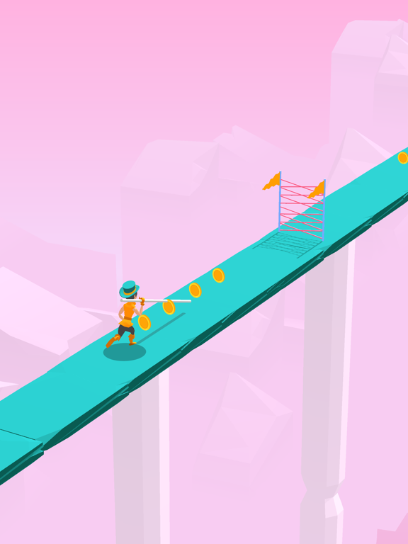 Pole Runner! screenshot 7