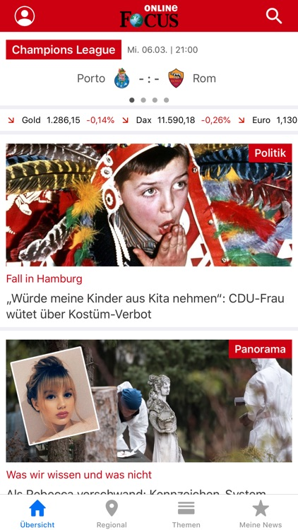 FOCUS Online Nachrichten