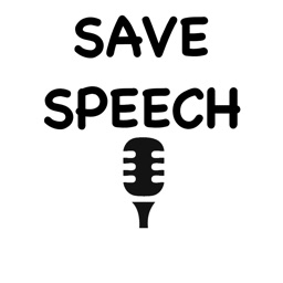 Save Speech