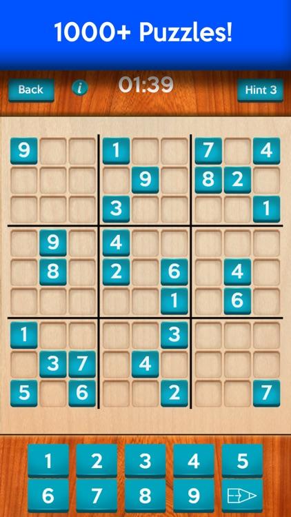 Sudoku ⋆⋆ screenshot-4