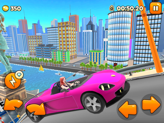 Uphill Rush USA Racing screenshot 9
