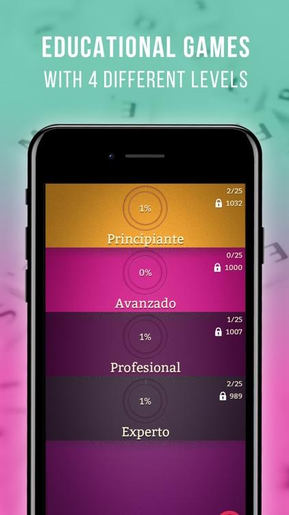 Learn Spanish Frase Master screenshot-4