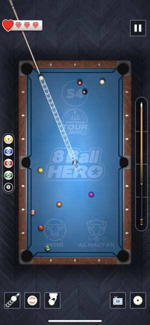 sale retailer 164d0 65a51 8 Ball Hero on the App Store