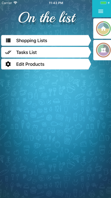 Planner, to do + grocery lists screenshot three
