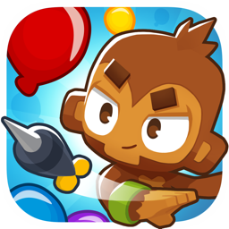 Ícone do app Bloons TD 6