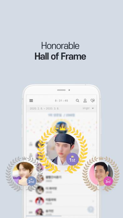 CHOEAEDOL Celeb Screenshot