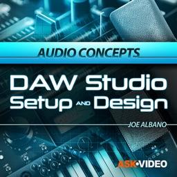 DAW Studio Setup and Design