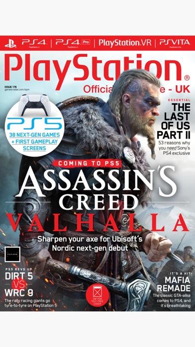 PlayStation Official Magazine Screenshot