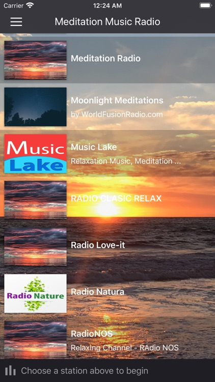 Meditation Music Radio screenshot-0