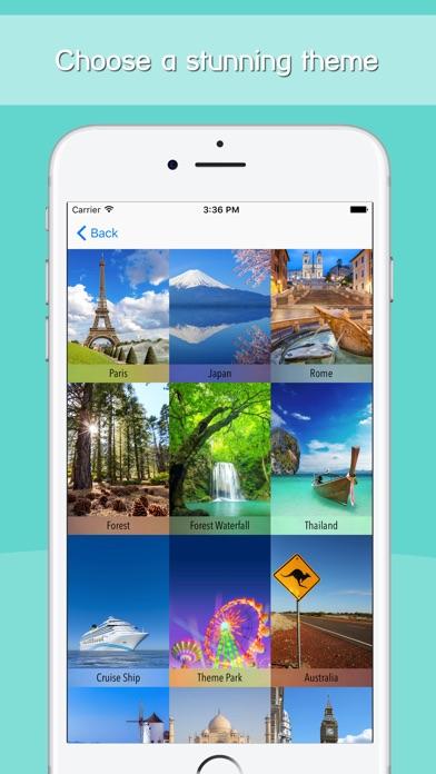 Vacation Countdown App