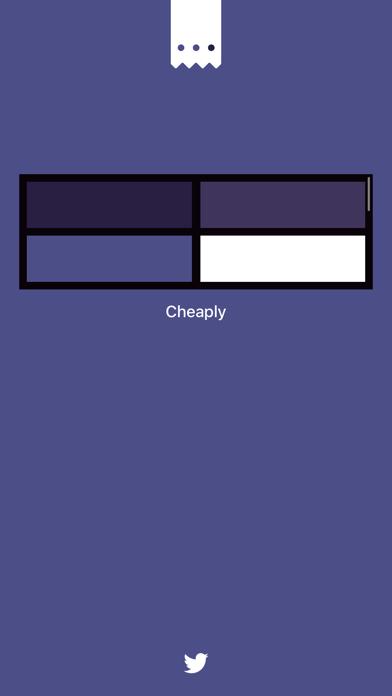 Cheaply Screenshots