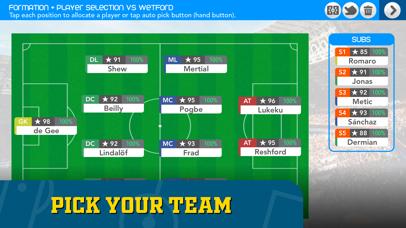Superstar Football Manager screenshot 4