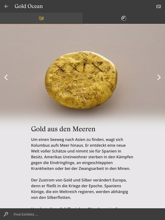 Goldkammer Screenshot
