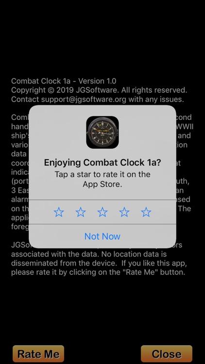 Combat Clock 1a screenshot-3