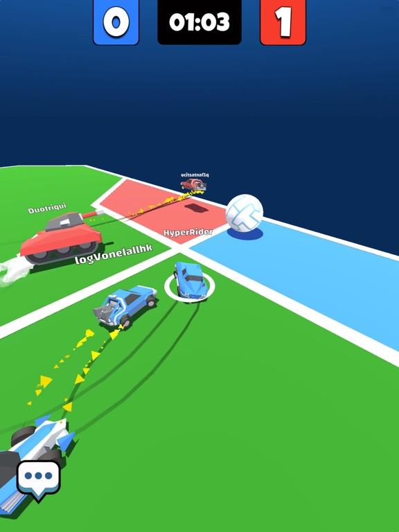 Hyperball Legends screenshot 16