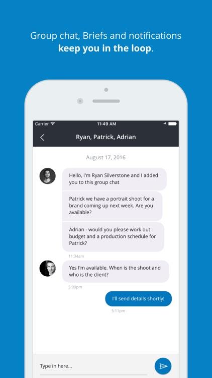 Blink App screenshot-4