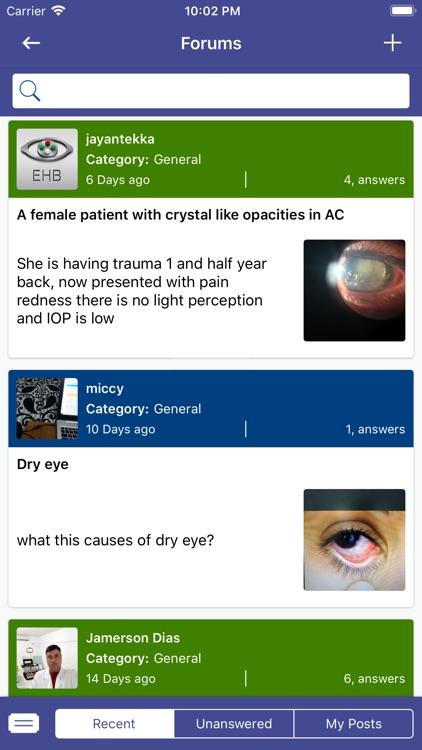 Eye Handbook screenshot-3
