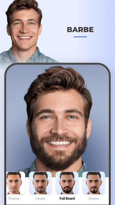 FaceApp - Éditeur IA de selfie