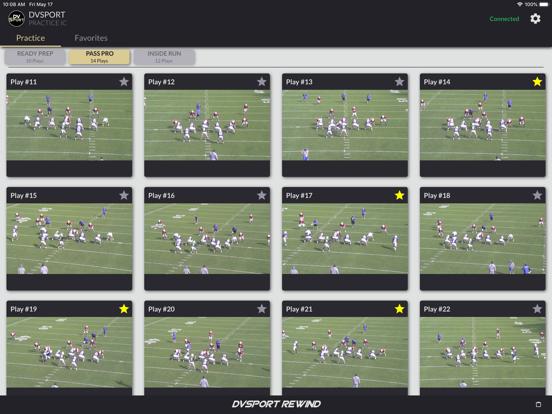 DVSport 360 Rewind screenshot