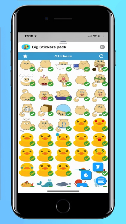 Top Text Stickers for iMessage screenshot-8
