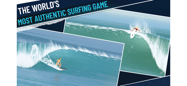 ‎True Surf Screenshot