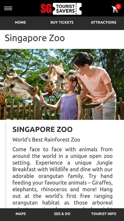 Reddot SG Tourist Savers screenshot-4