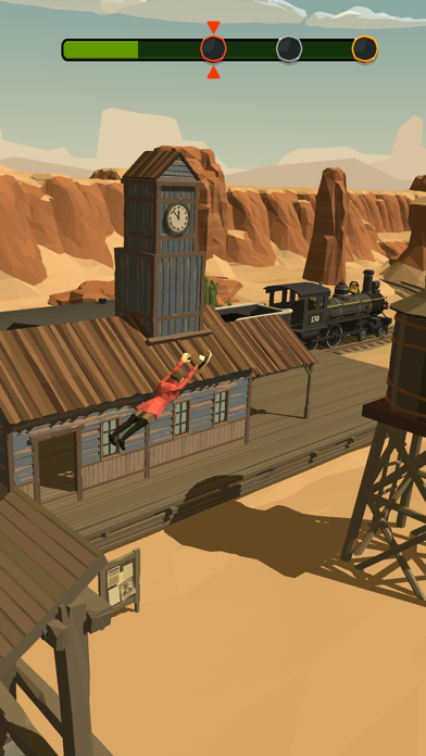 Cowboy Flip 3D screenshot 3