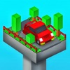 Crossyブリッジ:ブロック状のゲーム