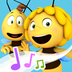 Maya The Bee: Music Academy - Games app
