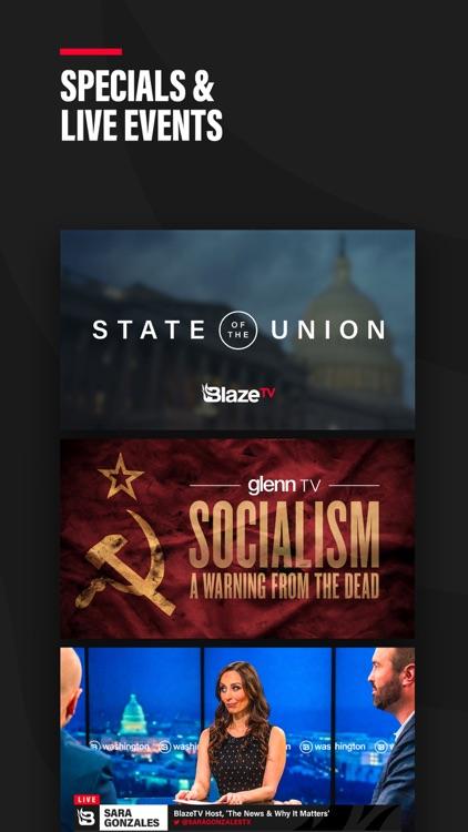 BlazeTV: Pro-America screenshot-3